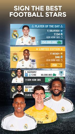 Real Madrid Fantasy Manager'20 Real football live 8.51.060 screenshots 3
