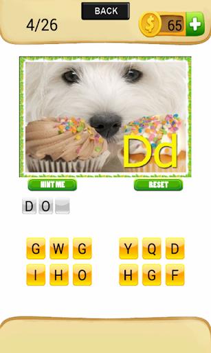 玩免費拼字APP|下載ABC测验 - 猜字 app不用錢|硬是要APP