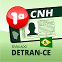 Simulado Detran CE Ceará 1ª CNH 2021 icon