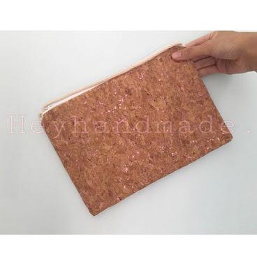 自家製水松木側袋
