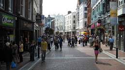 Wine and dine in Grafton Street