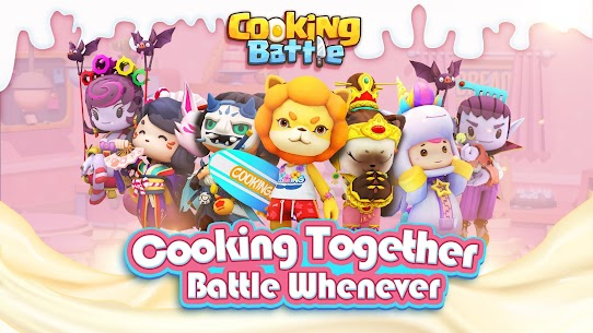 Cooking Battle! 1