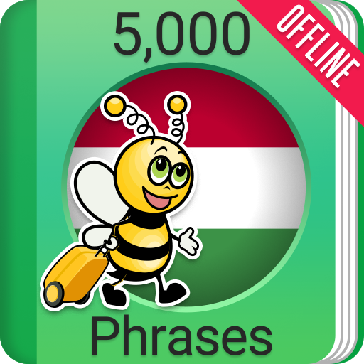 Learn Hungarian - 5000 Phrases