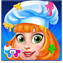 Clumsy Chef Wedding Cake icon
