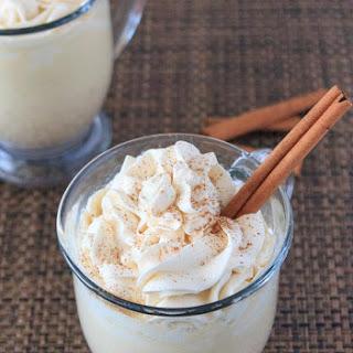 Homemade Eggnog Recipe - A Favorite Holiday Drink.