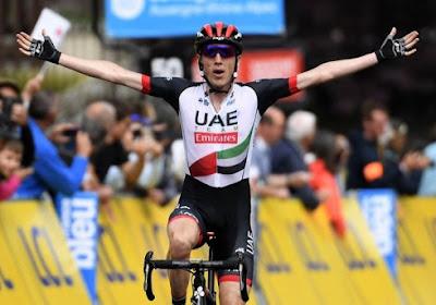 Opvallende schuldige gevonden voor slechte resultaten renners UAE Team Emirates tijdens Tour