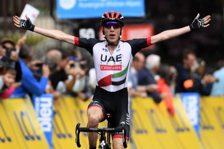 Dan Martin signe chez Israel Cycling Academy