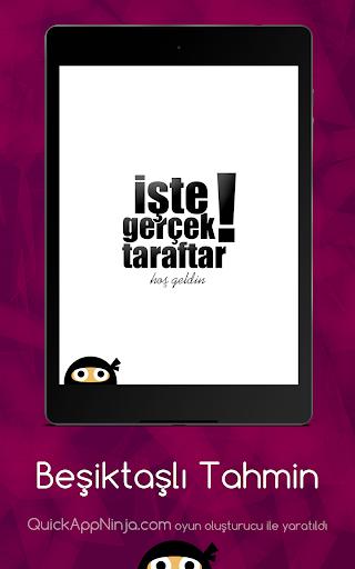 Beşiktaşlı Tahmin screenshot 7