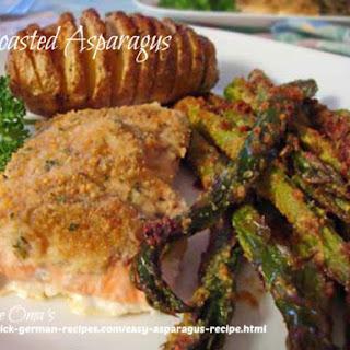 Easy Asparagus.