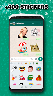 Meme Stickers für WhatsApp - WAStickerApps Screenshot