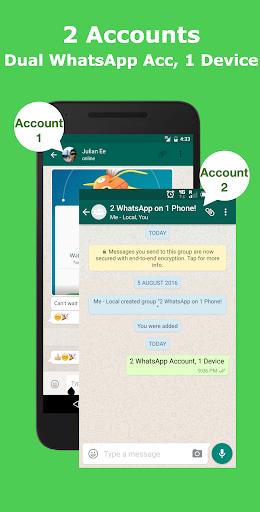 Multi Messenger for WhatsWeb