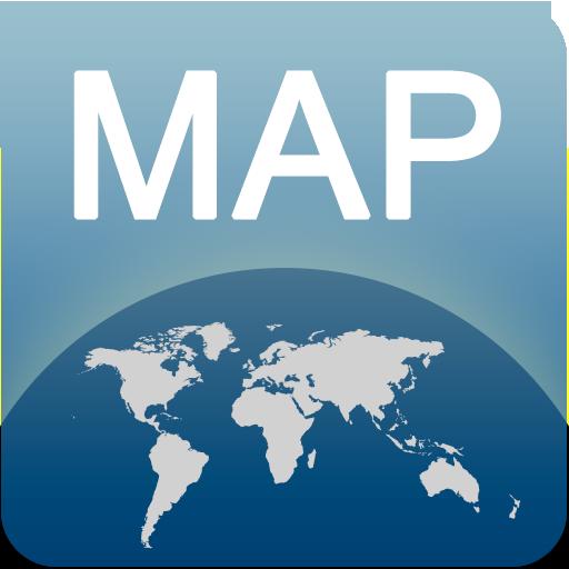 アルジェリアオフラインマップ 旅遊 App LOGO-APP試玩