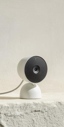 Nest Cam (Intérieur | Filaire)