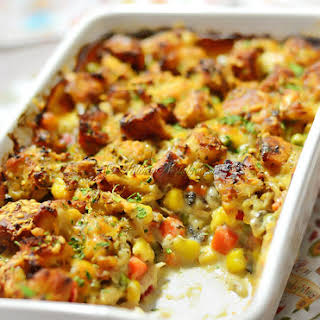 Stove Top Chicken Bake.