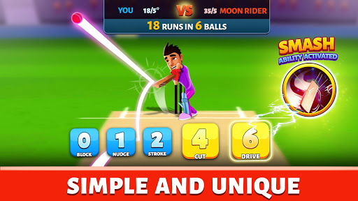 Hitwicketu2122 Superstars: Cricket Strategy Game apkmr screenshots 2