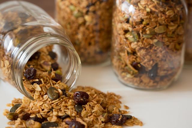 Eleven Madison Park Pistachio, Coconut & Cherry Granola Recipe (Best ...