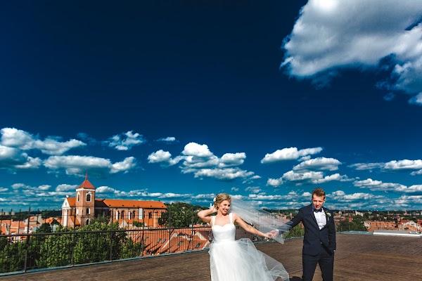 Wedding photographer Laurynas Butkevicius (LaBu). Photo of 20.11.2017