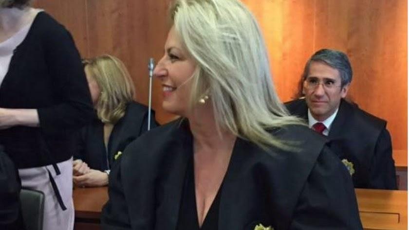 Flor de Torres, Fiscal Delegada de Andalucía de Violencia a la Mujer.