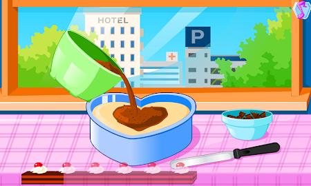 Cooking Ice cream cake mania 2.0.2 screenshot 683135