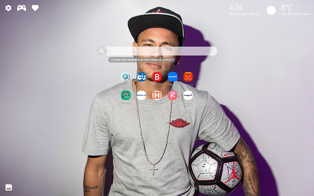 Neymar Wallpapers HD