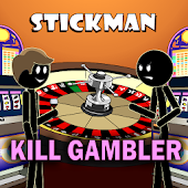Stickman Mentalist Kill Shark