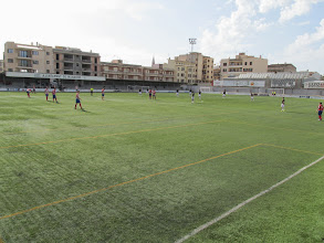 Photo: 12/04/14 v Real Mallorca B (Spanish Terecera Division Group 11) 0-0 - contributed by Peter Collins