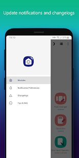 NiceLock (Ad-Free) - Launcher for Good Lock Screenshot