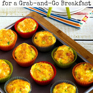 Low Carb Breakfast Muffins Recipes.