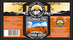 Front Range Colorado Fall Coffee Stout