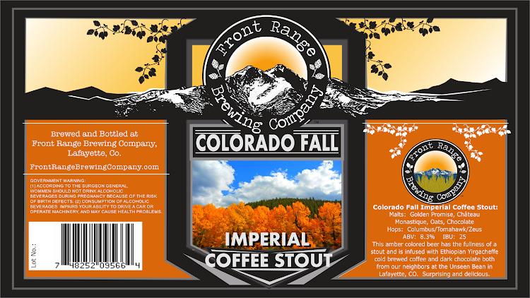 Logo of Front Range Colorado Fall Coffee Stout