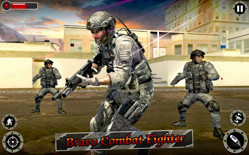 Bravo Shooter: Gun Fire Strike 1.0.2 screenshots 19