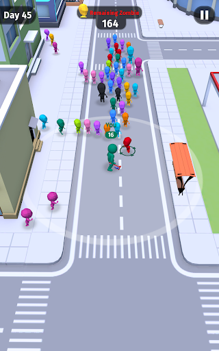 Move.io: Move Stop Move - Stickman Crowd 3D 0.0.47 screenshots 9