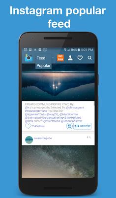 EzRepost+ Repost for Insta - screenshot