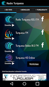 Radio Turquesa screenshot 0