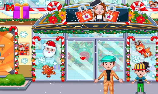 Guide For My Town: Shopping Mall - náhled