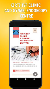 Download Kirti IVF Clinic For PC Windows and Mac apk screenshot 3
