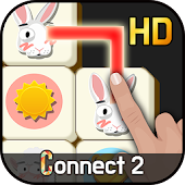 Connect2 HD -free mahjong game