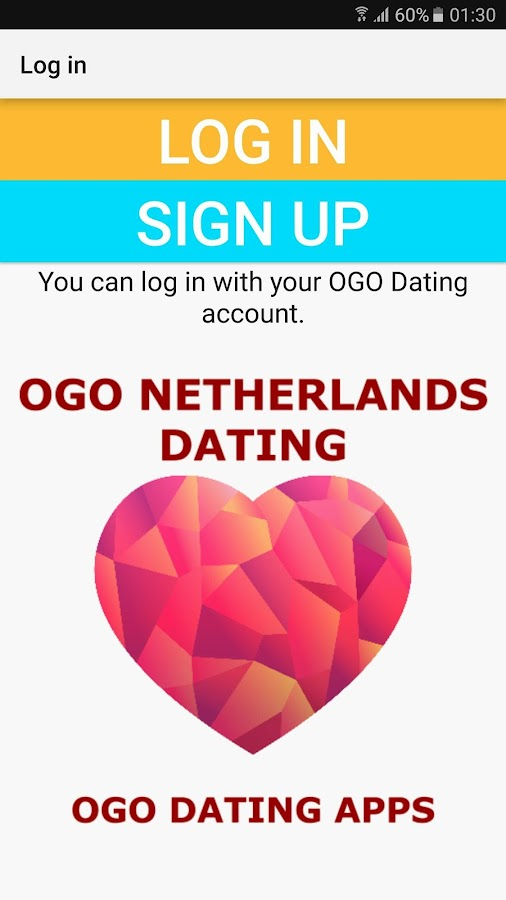 Which Dutch online dating site suits me