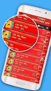 Funny Ringtone App - náhled