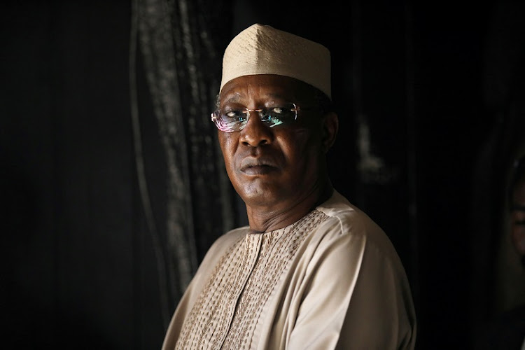 Chadian President Idriss Deby has died while visiting troops on the frontline. The cause of his death is not yet clear. File photo.