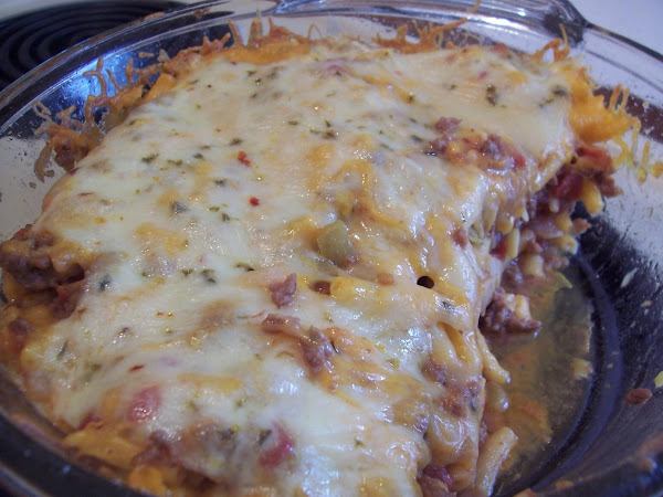 Spicy Beefy Mac And Cheese Recipe