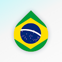 Drops: Learn Brazilian Portuguese language fast! icon