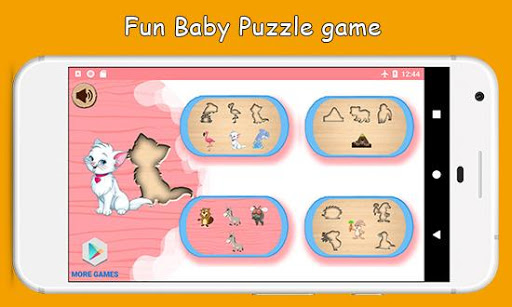 Baby Puzzles - screenshot
