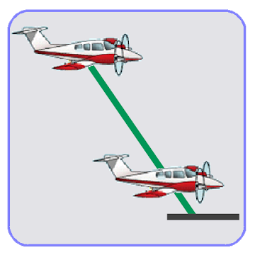 Airplane Descent Calculator LT