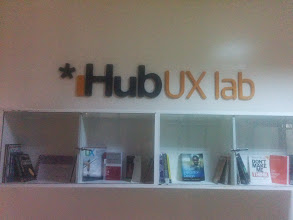 Photo: Got a whole tour of iHub