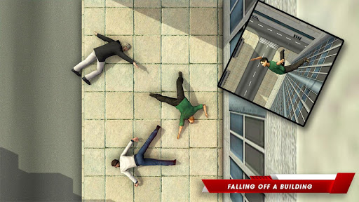Crazy Grand Jump Free Fall Theft Action 1.1.1 screenshots 2