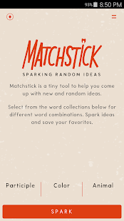 Matchstick: Spark random ideas- screenshot thumbnail