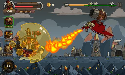 Snail Battles screenshot 4