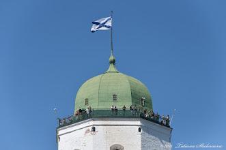 Photo: Смотровая площадка Выборгского замка