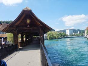 Photo: Most vetešníků (Spreuerbrücke)